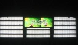西工大体育馆LED显示屏工程!