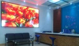 镇安县林业局陕西LED显示屏由西安冠铭光电科技有限公司承制! ...